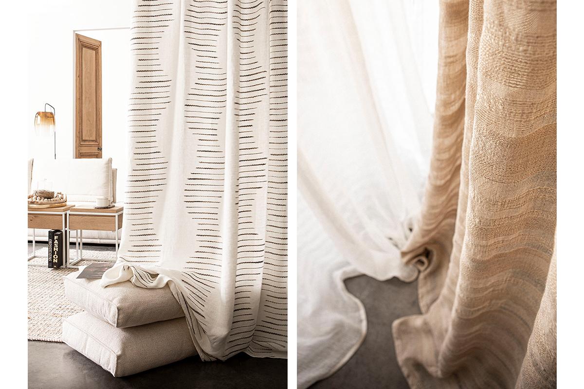 rideaux décoration inspiration