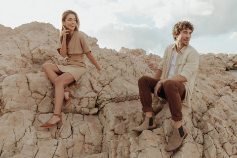 Campagne Jef Chaussures à Marseille